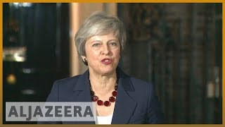 UK ministers back Theresa May on Brexit deal - ALJAZEERAENGLISH