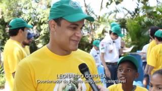 V Ação de Sustentabilidade na Lagoa Rodrigo de Freitas