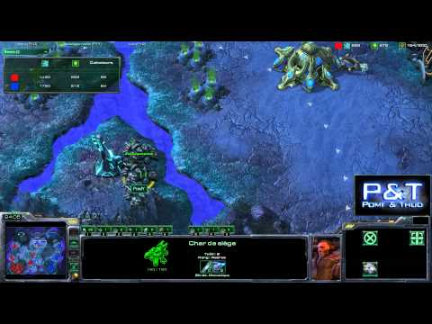 (HD 240) Whitera Vs PredY - TvP - Starcraft II Replay [FR]