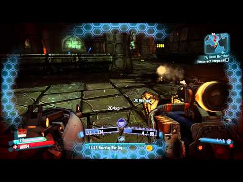 Borderlands 2!  Tiny Tina DLC #11:  A Barrage of Boners!