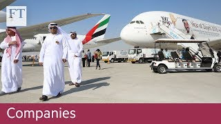 Airbus and Boeing fight for orders - FINANCIALTIMESVIDEOS
