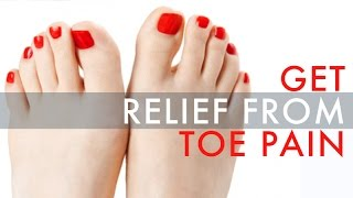 To Get Relief From Toe Pain | Hack of The Day | Puthuyugam TV
