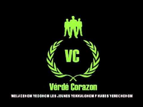 New Chant Verdé Corazon - Ya Les Jeunes Ne3awlo - 2013
