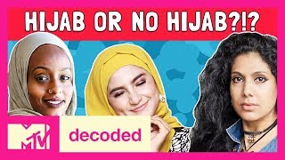 Do All Muslim Women Wear a Hijab? ft. Fareeha Khan | Decoded | MTV - MTV