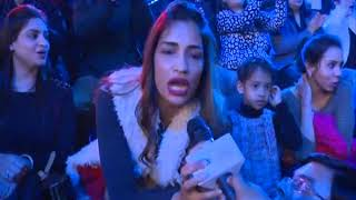 PWL 3 Day 11: Phogat sisters Ritu & Vinesh speaks over Pro Wrestling League after the match - NEWSXLIVE