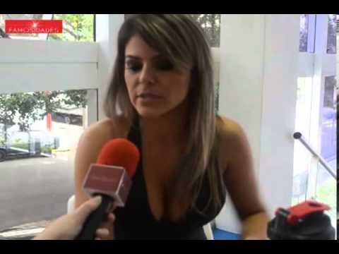 Exclusiva com Tânia Oliveira