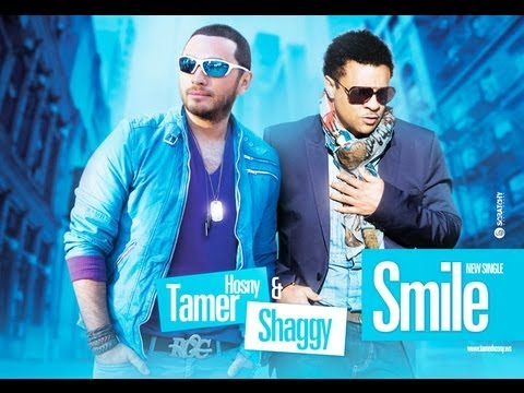 Tamer FT Shaggy smile Full Song