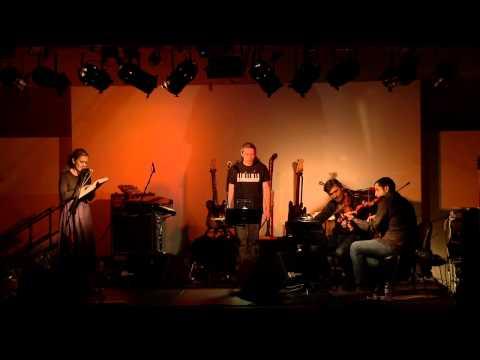 Αλκίνοος Ιωαννίδης - Η Φόνισσα (Α. Παπαδιαμάντης) - Λευκωσία Loop Festival 2012