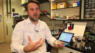 Robotic Fingers Get a Feel for the Real World - VOAVIDEO
