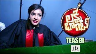 Lakshmi Bomb teaser | Lakshmi Bomb trailer - idlebrain.com - IDLEBRAINLIVE