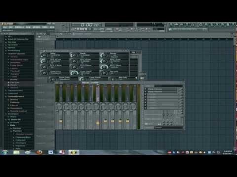 How to make a David Guetta style sound in FL Studio 10