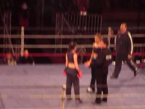 nuit des titans chauss'fight el abraoui-capell boxe presentation