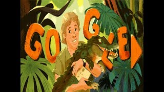 Google remembers 'Crocodile Hunter' Steve Irwin on his birthday with a Doodle - TIMESOFINDIACHANNEL