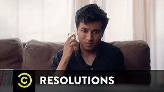 Quitting Smoking - Resolutions - COMEDYCENTRAL
