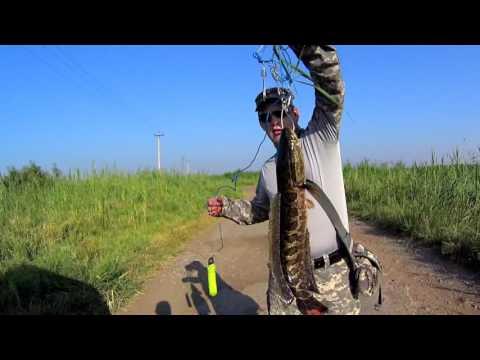 ловля на малых озерах