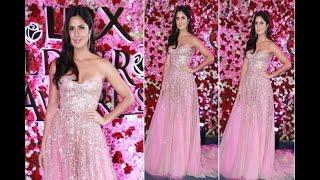 In Graphics:  Katrina kaif at Lux Golden Rose Awards 2017 - ABPNEWSTV