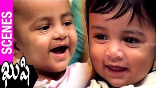 Kushi Movie Scenes | Pawan Kalyan Meets Bhumika at Shopping Mall | Ali | SJ Surya | Mani Ratnam - TELUGUFILMNAGAR