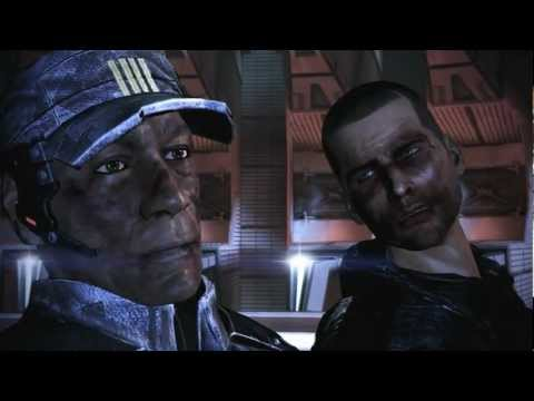 Mass Effect 3: Saving Anderson (The Illusive Man)