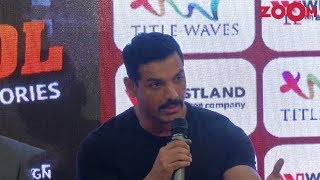 John Abraham talks about his upcoming film Batla House | Bollywood News - ZOOMDEKHO