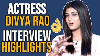 Actress Divya Rao Interview Highlights | Degree College Movie | TFPC - TFPC