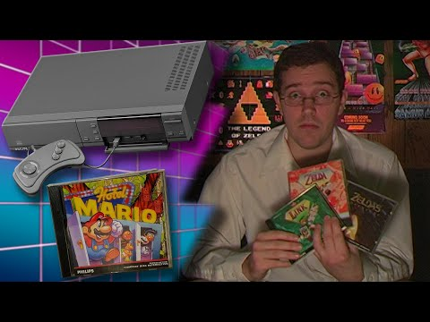CD-I (Part 1) Hotel Mario - Angry Video Game Nerd