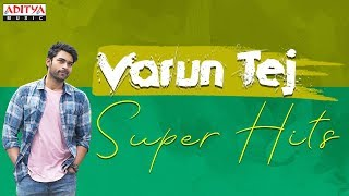 Varun Tej Super Hit Telugu Songs ♫♫🎧 - ADITYAMUSIC
