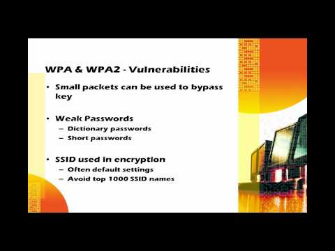 Wireless Security Basics - A Tutorial