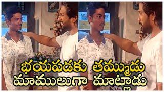 Allu Arjun Meets Die Hard Fan | Allu Arjun | Telugu News | TFPC - TFPC