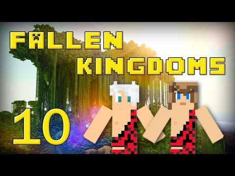 Fallen Kingdoms 2 : Frigiel & Ectalite   Jour 10 - Minecraft