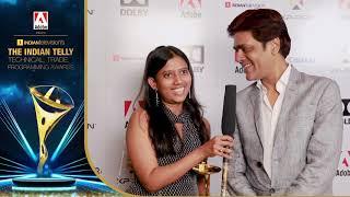 Best Dialogue Writer Medha Jadav - TELLYCHAKKAR