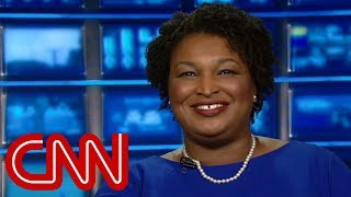 Stacey Abrams: I look forward to making history - CNN