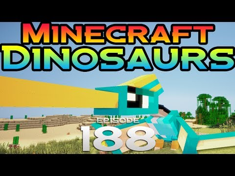 Minecraft Dinosaurs! - Episode 188 - Dino Rescue Ranger