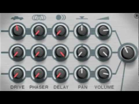 Reason Micro Tutorial: Alligator Triple Filter Gate