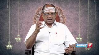 "Andrada Aanmigam 28-03-2016 ""Merge with good people to gain success"" – NEWS 7 TAMIL Show"