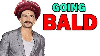 Ranveer Singh confirms going bald for 'Bajirao Mastaani' movie | Bollywood News