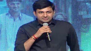 CCL Vishnu Speech At Mosagallaku Mosagadu Audio Launch LIVE - Sudheer Babu, Nandini - ADITYAMUSIC