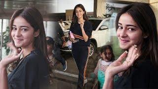 #BollywoodNews: Ananya pandey की सादगी ने जीता सबका दिल