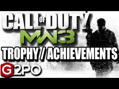 MW3 Strike! Trophy/Achievement Guide
