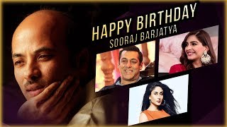 Happy Birthday SOORAJ BARJATYA - RAJSHRI