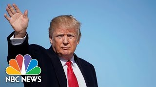 President Donald Trump Delivers Economy Speech From Pennsylvania Factory | NBC News - NBCNEWS