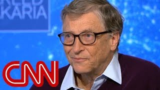 Why Bill Gates is optimistic about the world - CNN