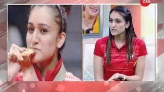 Nayika: Meet Manika Batra, the Indian table tennis star with four medals to her name in CWG 2018 - ZEENEWS