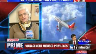 Air India whistle blower on camera - TIMESNOWONLINE