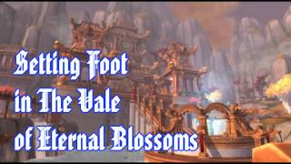 Royalty Free :Setting Foot in The Vale of Eternal Blossoms