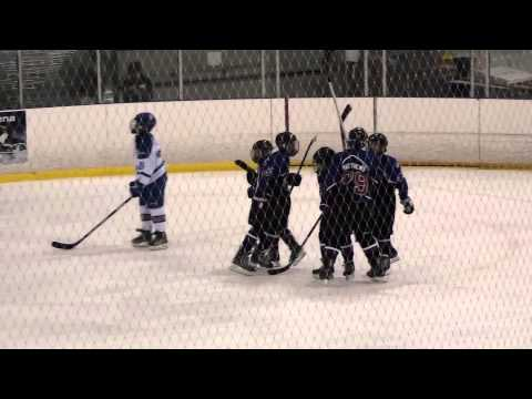Chesterfield Falcons Peewee AA Top Plays- Thanksgiving 2011
