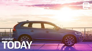 Uber orders thousands of Volvo SUVs for self-driving fleet | Engadget Today - ENGADGET