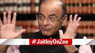 I pray that everyone has a political opponent like Rahul Gandhi: Jaitley - ZEENEWS