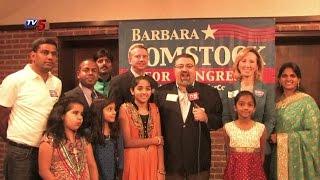 NRI Diwali Celebrations In Virgina | U.S. : TV5 News - TV5NEWSCHANNEL