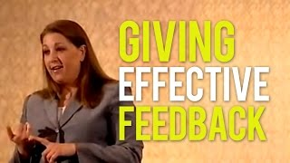 how to respond to negative feedback from your boss