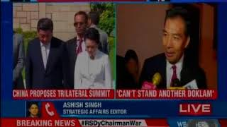Global agenda changing move; areas of convergence must be discussed, says China - NEWSXLIVE